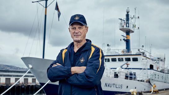 Conocido por su descubrimiento del Titanic en 1985, Robert Ballard llevará su estrategia de búsqueda submarina ...
