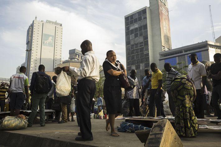 Si Lagos fuera un país en sí mismo, su economía sería la quinta más grande de ...