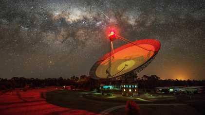 Buscadores de alienígenas detectan una misteriosa señal de radio procedente de una estrella cercana