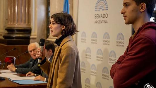 Argentina: jóvenes ambientalistas impulsan en el Congreso la emergencia climática