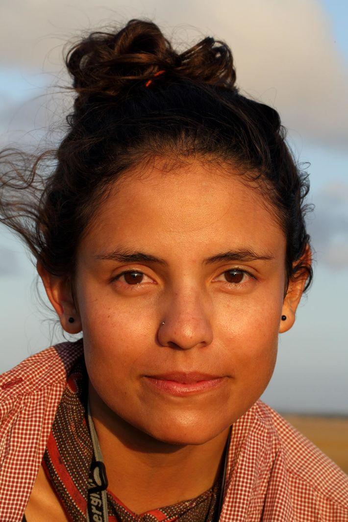 Camila Martínez es una investigadora colombiana especializada en el campo de la paleobotánica. Exploradora de National ...