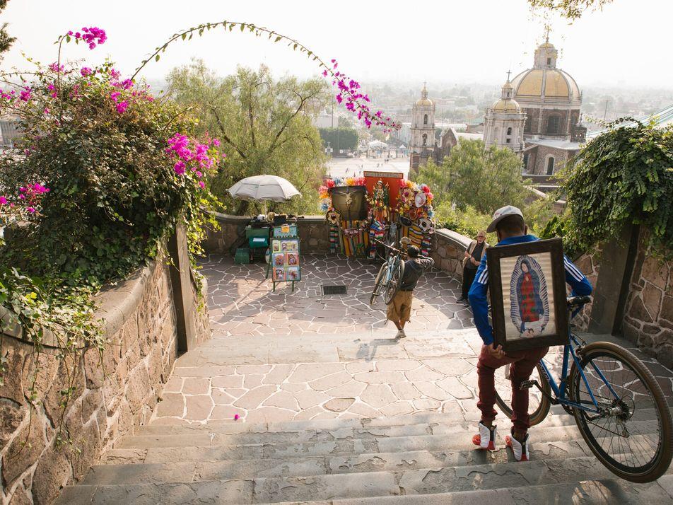 México: ¿cómo se vivió la celebración anual de la Virgen de Guadalupe en el año de ...