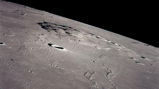 La sonda Chang'e-5 china alunizará cerca de Mons Rümker, un montículo volcánico ubicado en la región ...