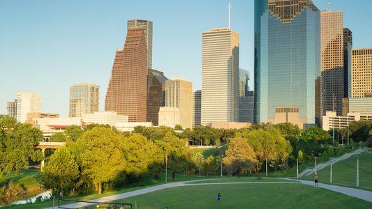 A medida que la crisis climática empeora, las ciudades recurren a los parques