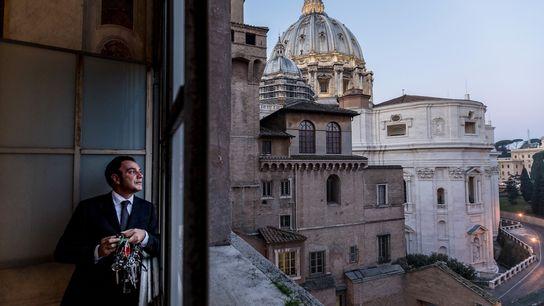 """""""El privilegio real es poder caminar por aquí y aprender algo nuevo cada día"""", afirma Gianni ..."""