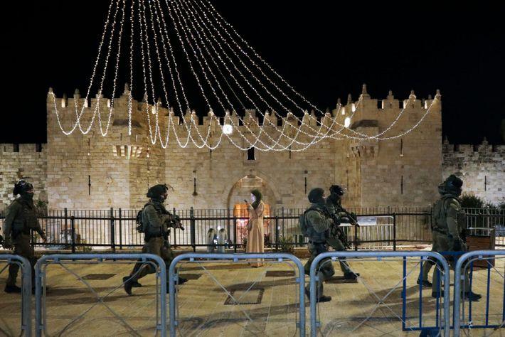 Israel Palestinians cropped