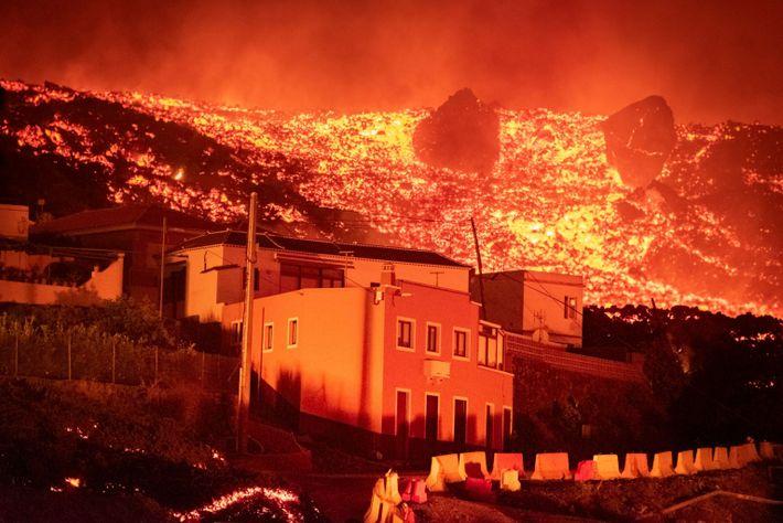 La isla canaria de La Palma es una de las zonas volcánicas más activas del archipiélago. ...