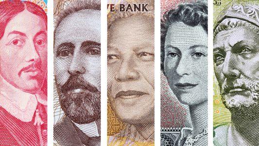 ¿Qué nos pueden decir las caras que aparecen en monedas y billetes sobre un país?