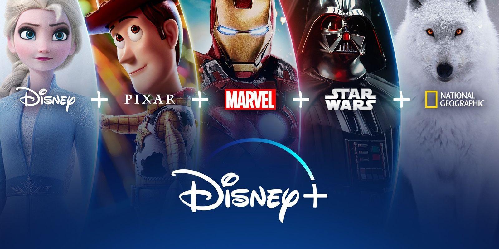 Disney+: las mejores historias, todo en un único lugar
