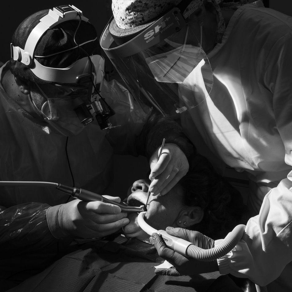 ¿Es posible realizar una consulta odontológica segura durante la pandemia?