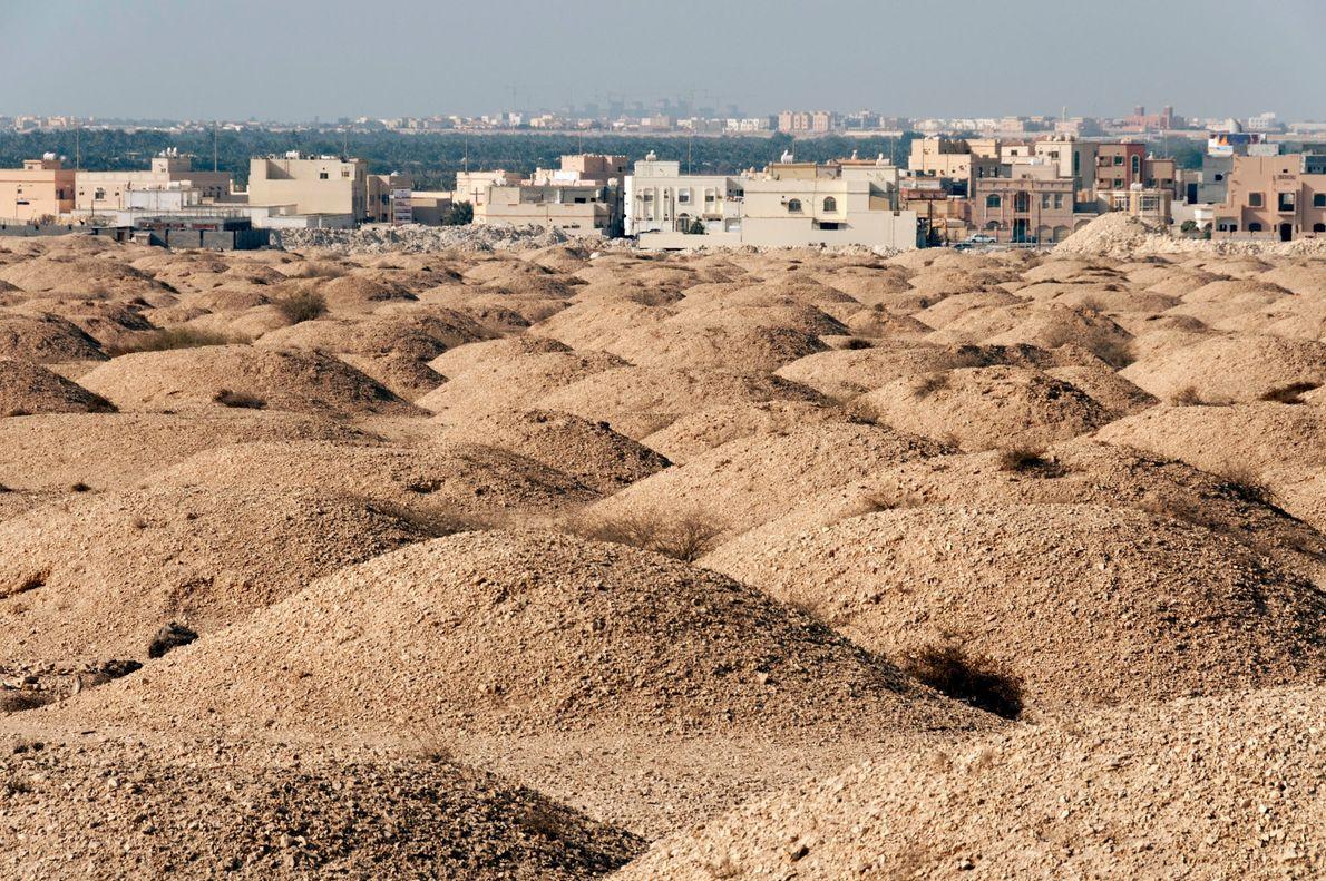 Dilmun Burial Mounds, Bahrain