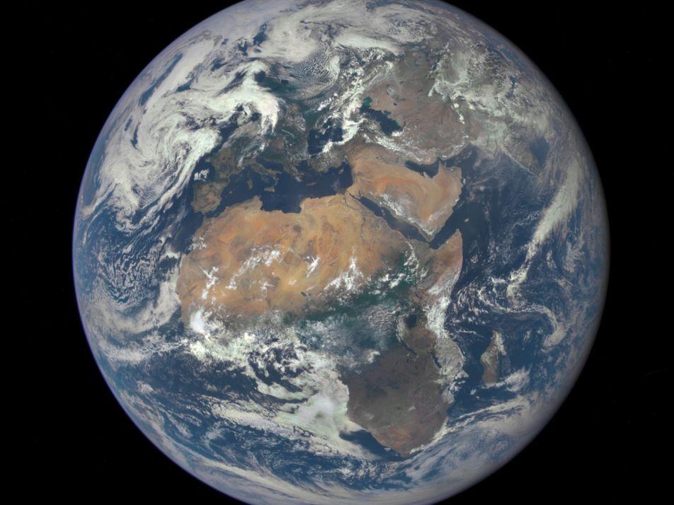 10 curiosidades que probablemente no sabías sobre la Tierra