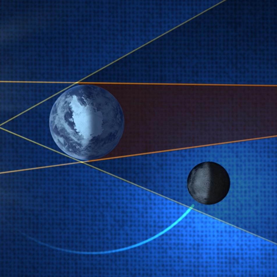 Fenómenos astronómicos de julio: se viene un eclipse lunar penumbral