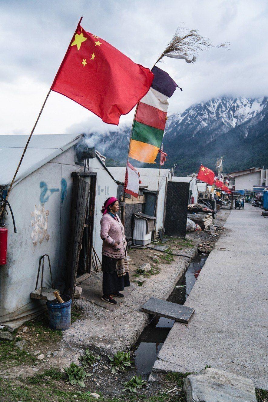 """Las comunidades de la """"autopista milagrosa"""" del Tíbet sufrirán por la ausencia de escaladores ricos y ..."""