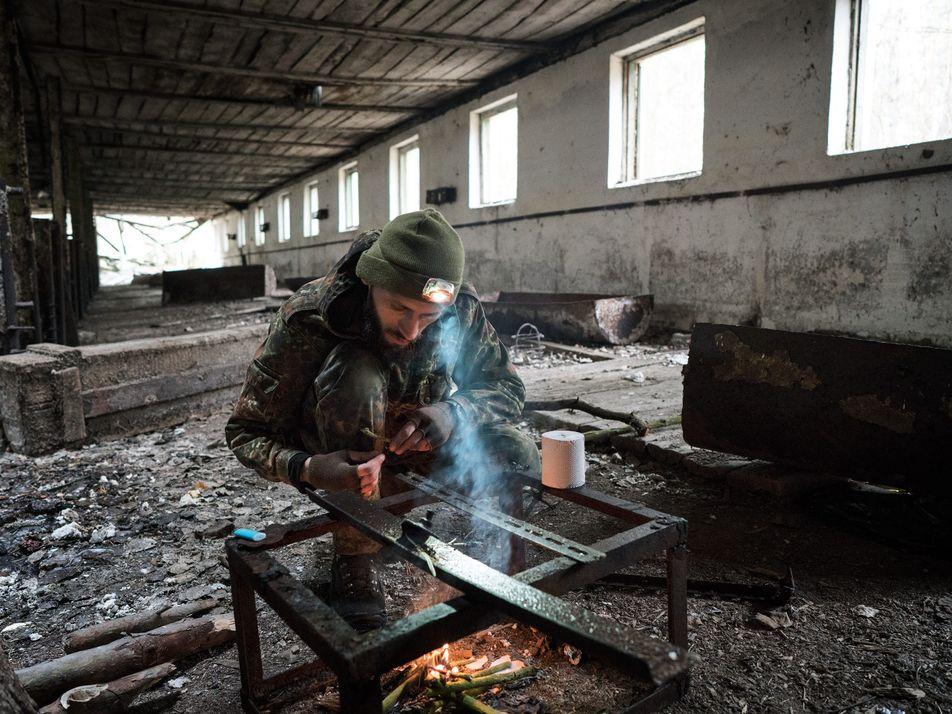 Vea fotografías tomadas en visitas ilegales a la Zona Muerta de Chernóbil
