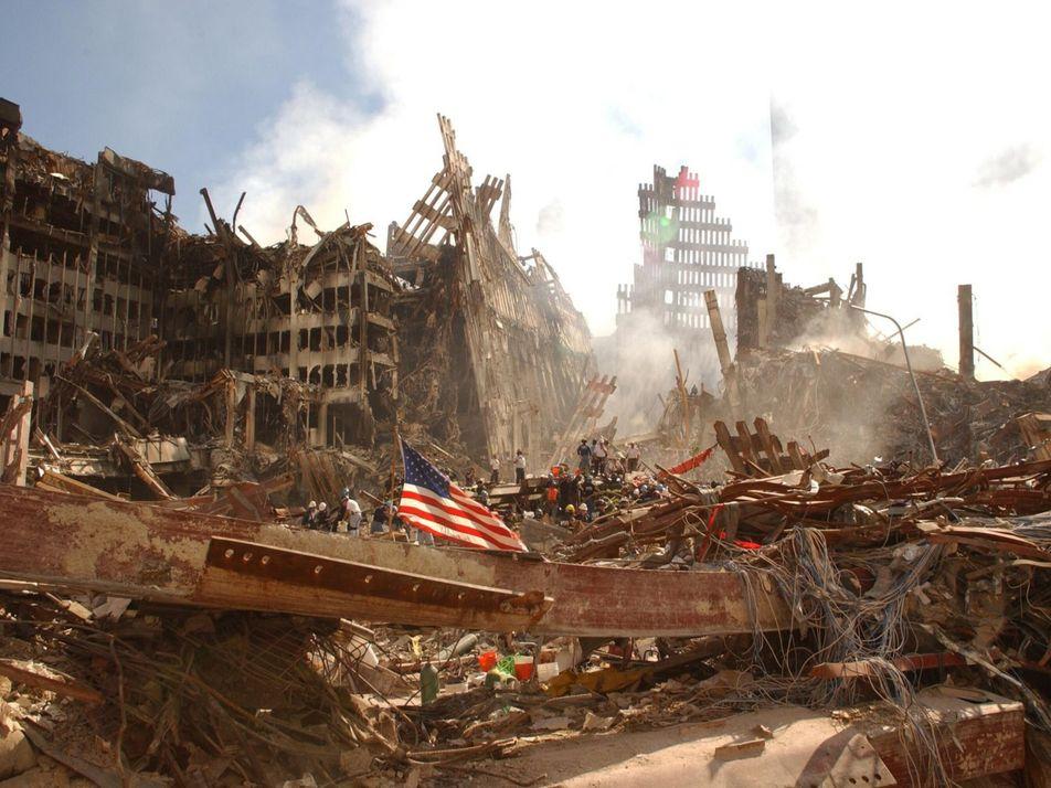 Los tesoros arqueológicos que se recuperaron tras los atentados del 11 de septiembre de 2001