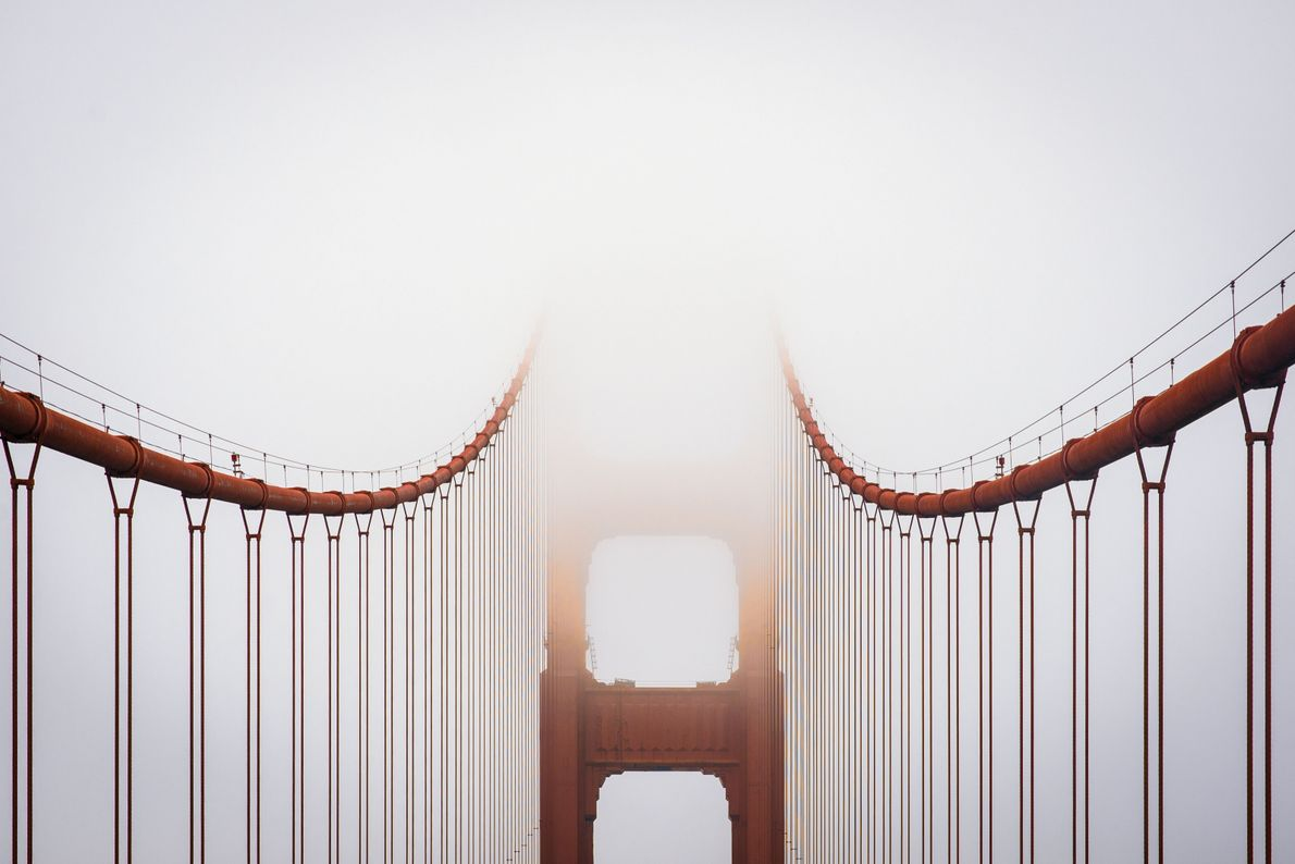 Puente que se esfuma