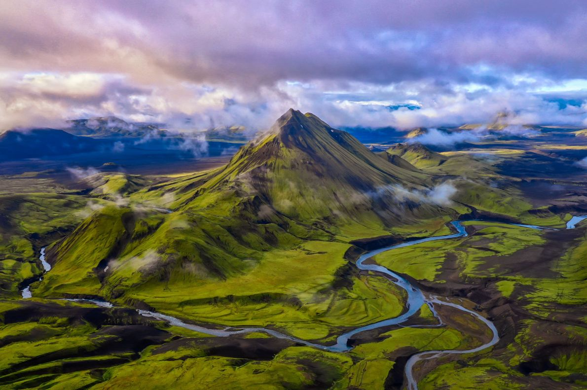 Verde Islandia