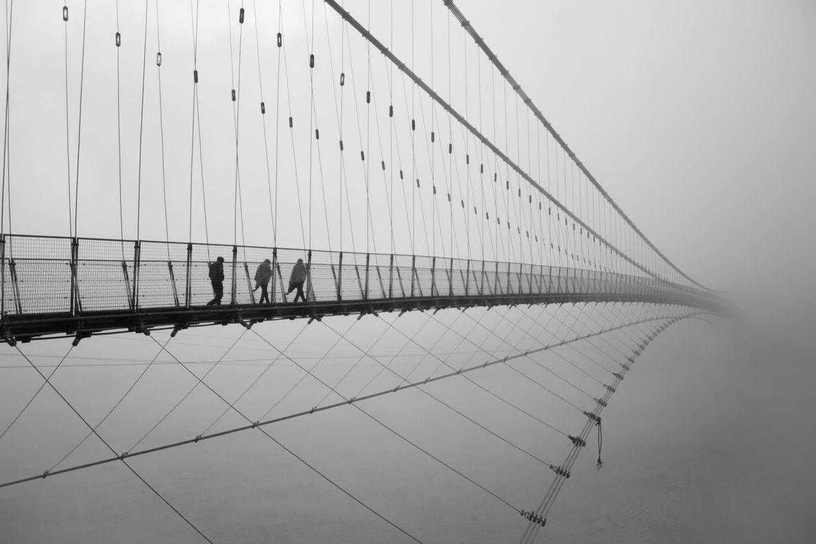 Puente hacia ninguna parte