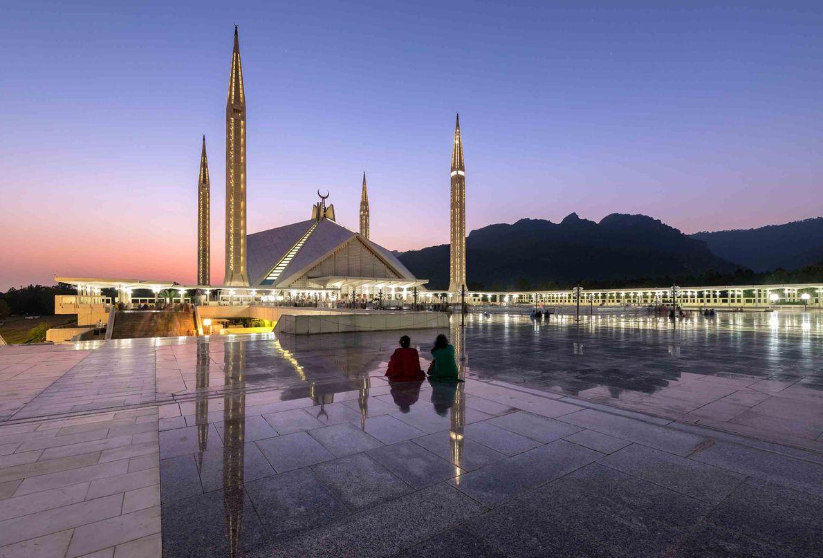 Mezquita Shah Faisal