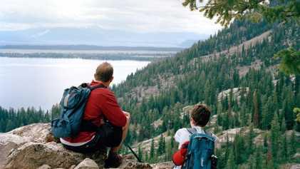 Opciones de regalos para padres aventureros