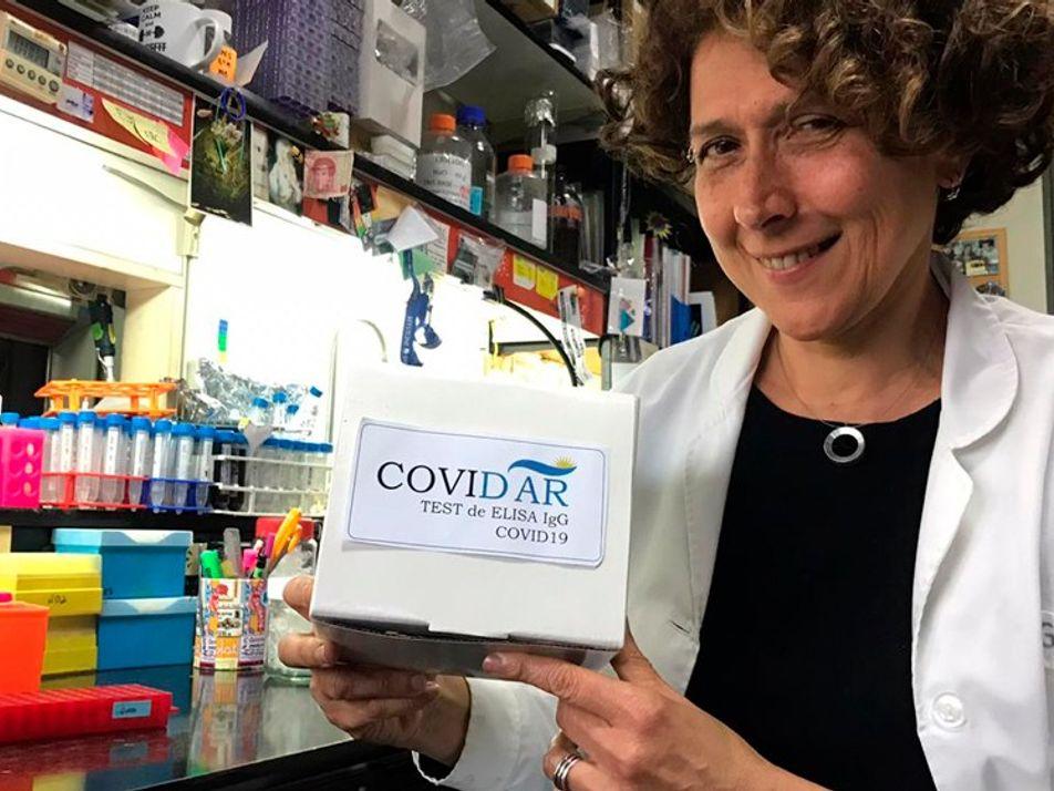 Argentina: desarrollan el primer test serológico para el SARS-CoV-2 del país