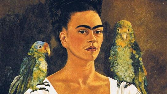 Los autorretratos de Frida Kahlo le dieron a la artista reconocimiento mundial.