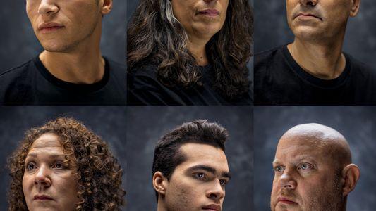 Seis extraños unidos por la saliva de una manera sorprendente