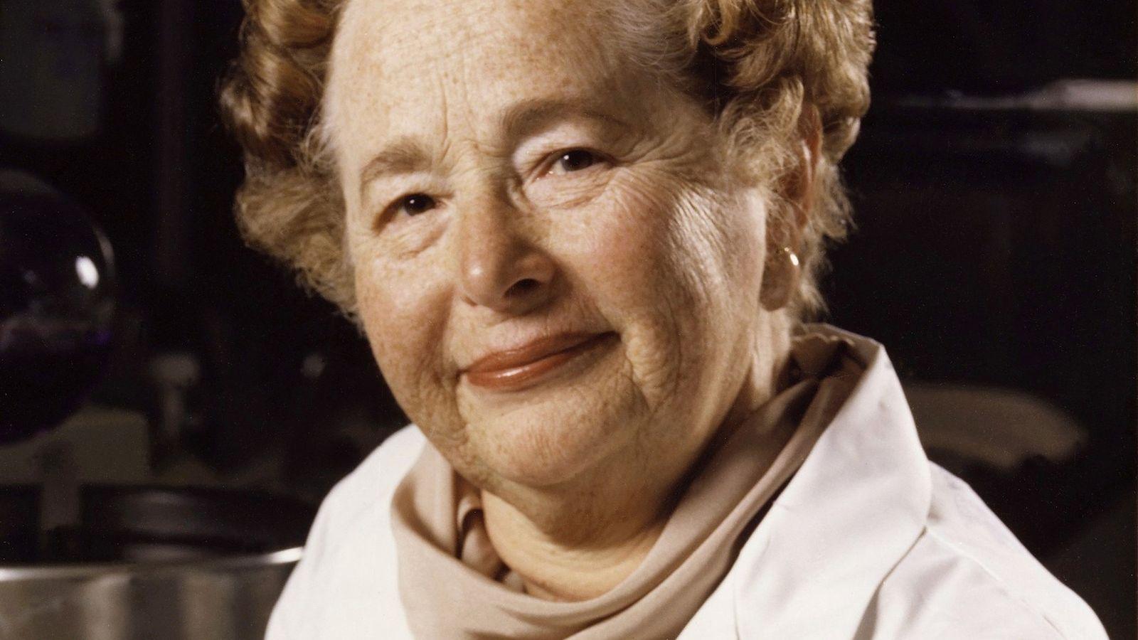 Gertrude Elion, nacida en 1918 en Manhattan, desarrolló el aciclovir, un potente inhibidor de los virus ...