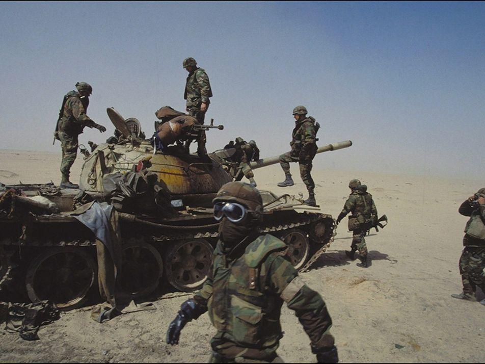 La historia nunca contada de la batalla de tanques más feroz del mundo