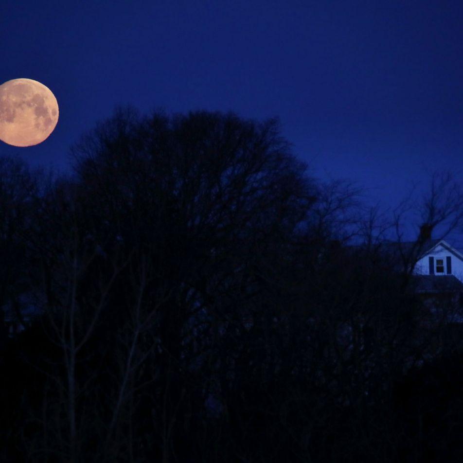 """Llega un nuevo eclipse lunar total. ¿Cómo ver la """"superluna de sangre y de las flores""""?"""
