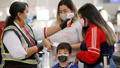 10 consejos para que las familias puedan minimizar los riesgos de viajar durante la pandemia