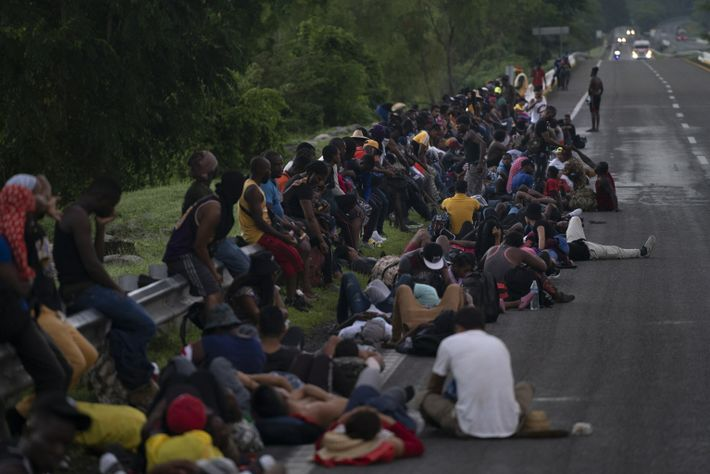 Migrants Face Harsh Treatment as Mexico Vows to Contain Them