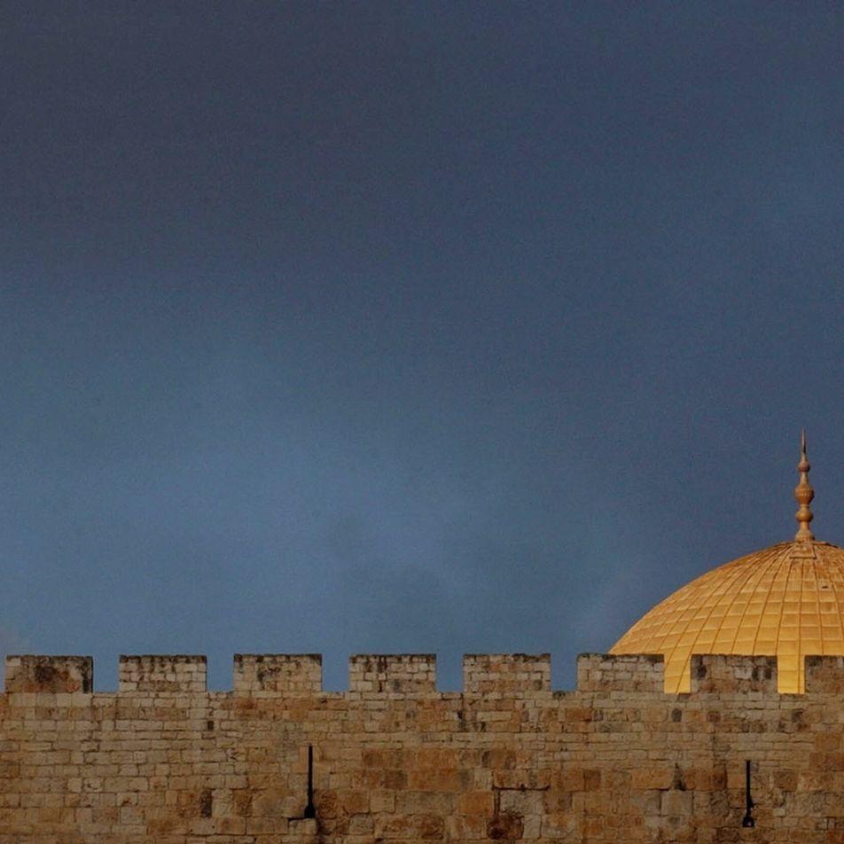 Los sitios sagrados de Jerusalén en el centro de conflictos vinculados a la religión y la ...