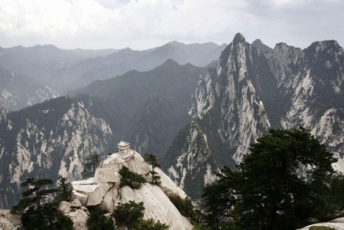 Mount Hua, China