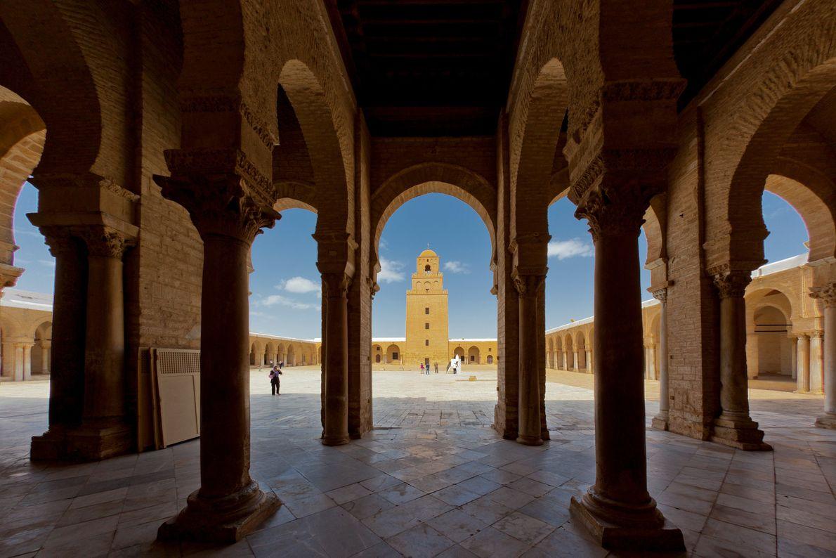 Gran Mezquita en Kairouan