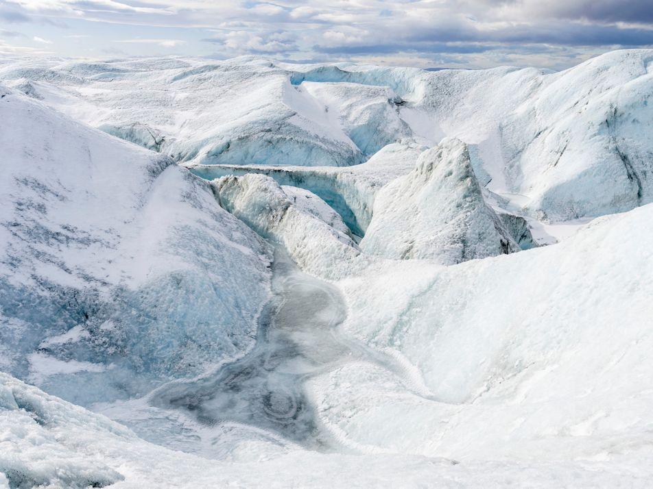 Groenlandia podría perder más hielo en este siglo del que ha perdido en 12.000 años