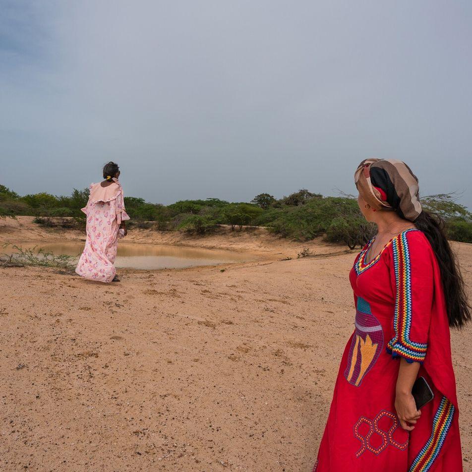 El frijol sagrado que salvó a un clan indígena de la calamidad climática