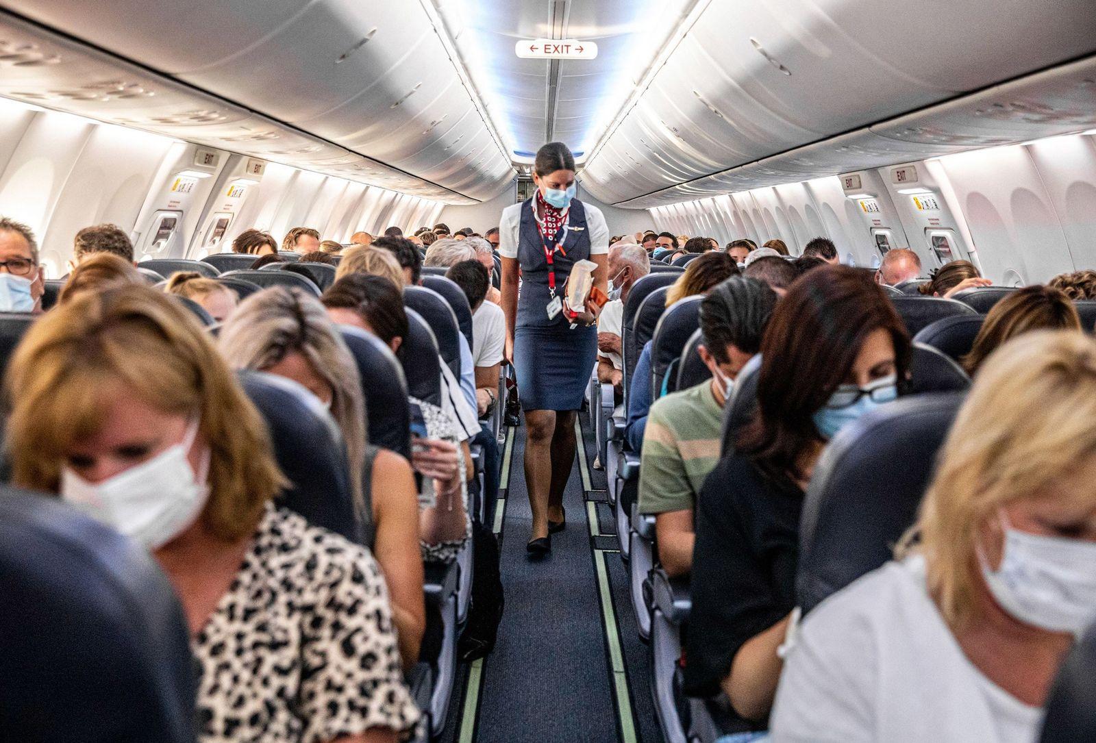 Cómo es el aire que se respira en el avión? | National Geographic