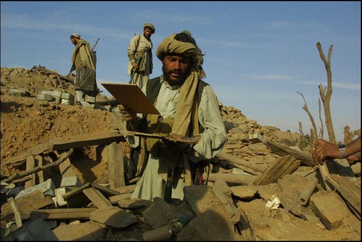 GK - War on Terror, Afghanistan