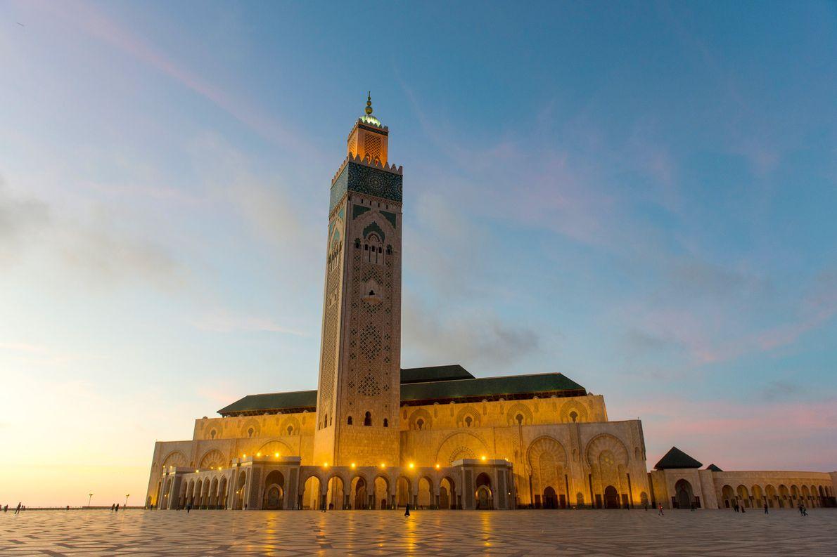 Mezquita Hassan II