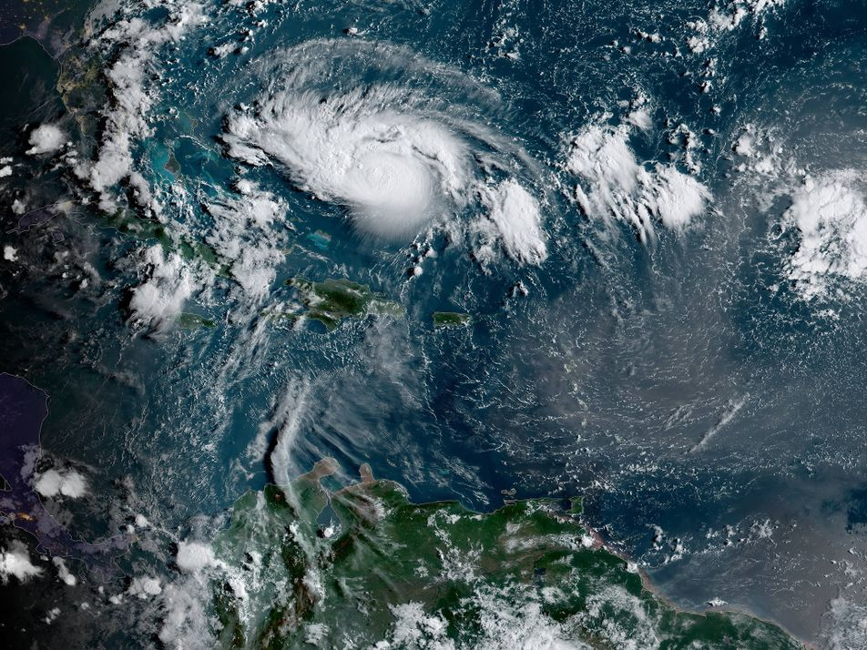 Huracán Dorian: la ciencia detrás de la peligrosa tormenta
