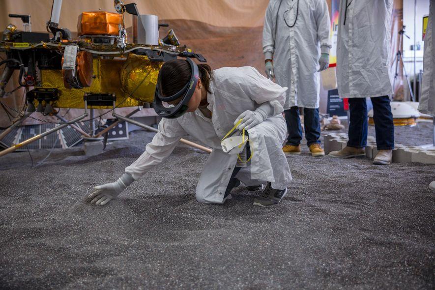 Aterrizar en Marte es más difícil de lo que piensas. Así es como se prepara la …