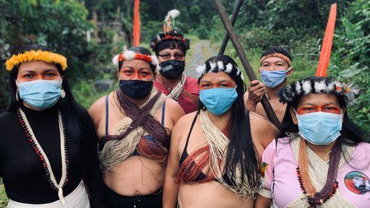 Ecuador: Cómo afecta la COVID-19 a las comunidades nativas de la Amazonía