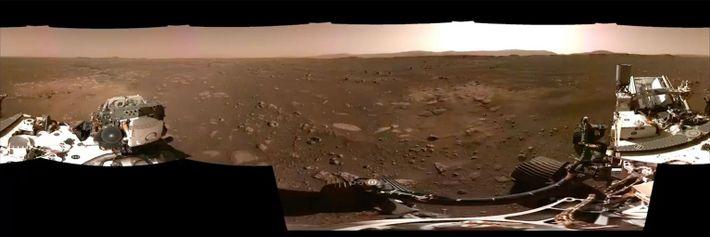 rover panorama