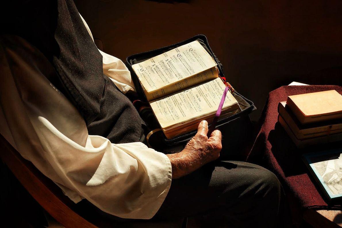 Durante décadas Brother David ha dividido su tiempo entre periodos de vida hermitaña dedicado a la ...