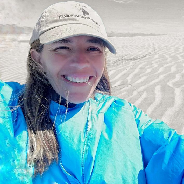 Ivonne Cassaigne, veterinaria de vida silvestre mexicana y exploradora de National Geographic.