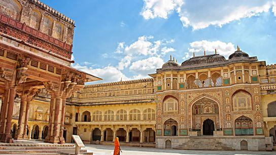 Jaipur City, Rajasthan, India