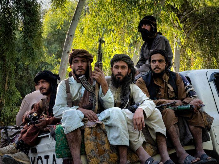 Kandahar Taliban Conflict 1