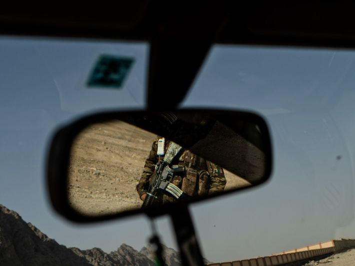 Kandahar Taliban Conflict 2